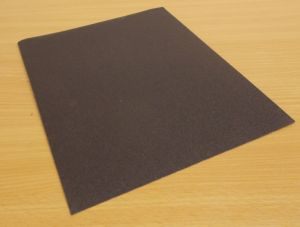 Brusné plátno 230x280 mm zrnitost 120