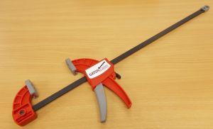 Jednoruční svěrka Midi Bar-Man, - 45 cm