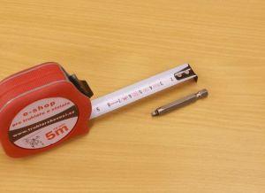 Bit Uniquadrex profi č. 2, délka 50 mm