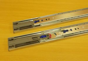 Kuličkový plnovýsuv s tlumením, STRONG, délka 350 mm