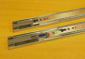 Kuličkový plnovýsuv s tlumením, STRONG, délka 500 mm