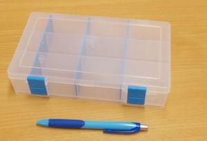 Krabička-organizer , transp. 206x137x45 mm