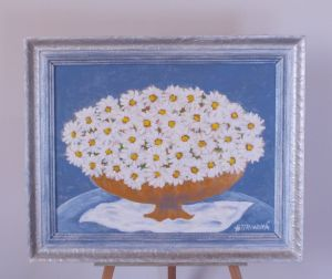Obraz Kopečková kytice