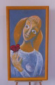 Obraz Motýlek