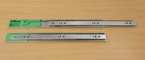 Kuličkový plnovýsuv s tlumením, FGV, délka 400 mm