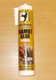 Lepidlo MAMUT Glue -bílý ,Den Braven, kartuš 290ml